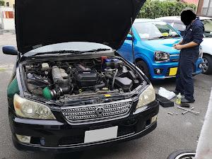 アルテッツァ SXE10 99年式 RS200 Zエディションのカスタム事例画像 F-tezzaさんの2019年09月03日22:57の投稿