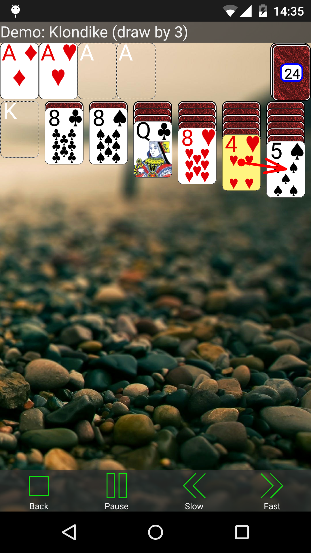 250+ Solitaire Collection screenshot #4