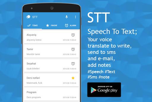 STT Pro - Notes Speech To Text