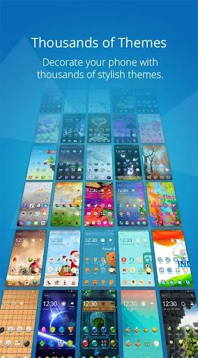 CM Launcher 3D-Theme Wallpaper screenshot 3