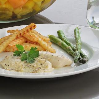 Broiled Parmesan Tilapia