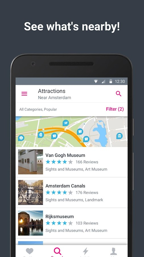 Amsterdam City Guide Trip by Skyscanner- screenshot
