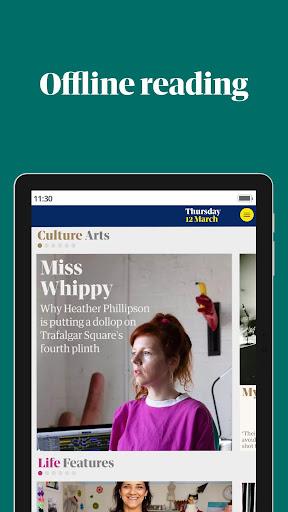 Guardian Daily screenshot 12