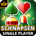 Schnapsen Offline - Single Player Card Game icon