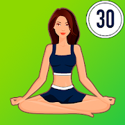 Yoga for weight loss - Lose weight in 30 days plan