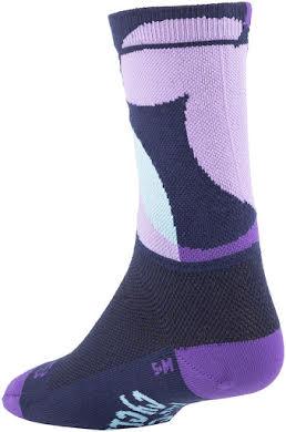 All-City Dot Game Socks alternate image 1
