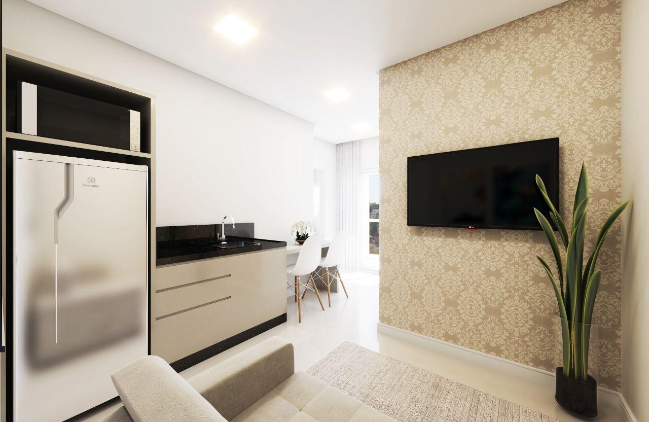 Apartamento com 1 Dormitórios à venda, 30 m² por R$ 558.000,00