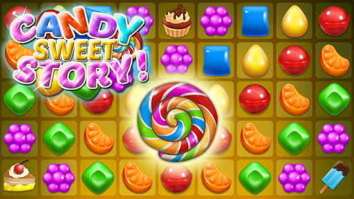 Candy Sweet Story: Candy Match 3 Puzzle 72 screenshots 8