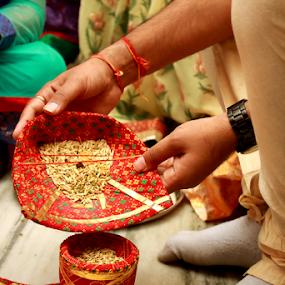 Wedding ceremony by Anurag Bhateja - Wedding Ceremony ( hindu, hindu wedding, india, ceremony, indian wedding, wedding ceremony )