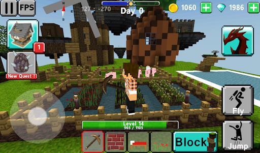 Tu00e9lu00e9charger Skyblock multiplayer APK MOD (Astuce) screenshots 3