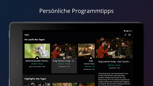 waipu.tv screenshot 13