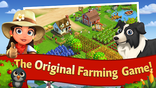 FarmVille 2 Country Escape Mod Apk 16.7.6496 (Free Shopping + Gems) 1