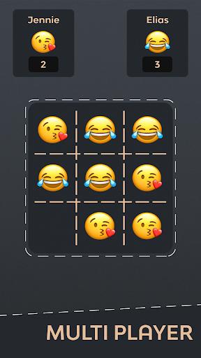 Tic Tac Toe Emoji - Online & Offline filehippodl screenshot 4