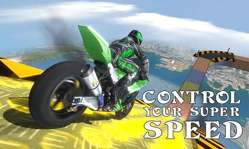Code Triche Mega GT Ramp Motorbike Stunts Moto Rider apk mod screenshots 2