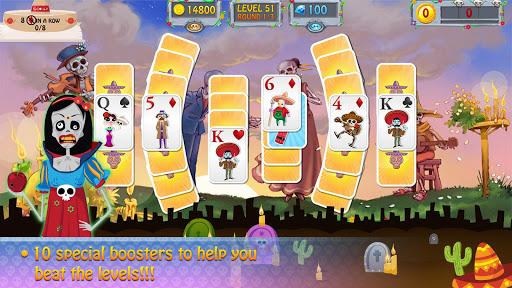 Day of the Dead Solitaire android2mod screenshots 16