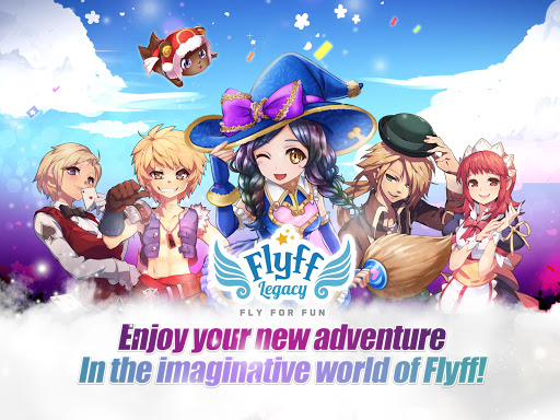 Flyff Legacy - Anime MMORPG  screenshots 7