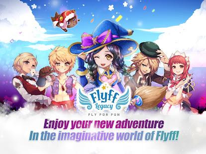 Flyff Legacy – Anime MMORPG 7
