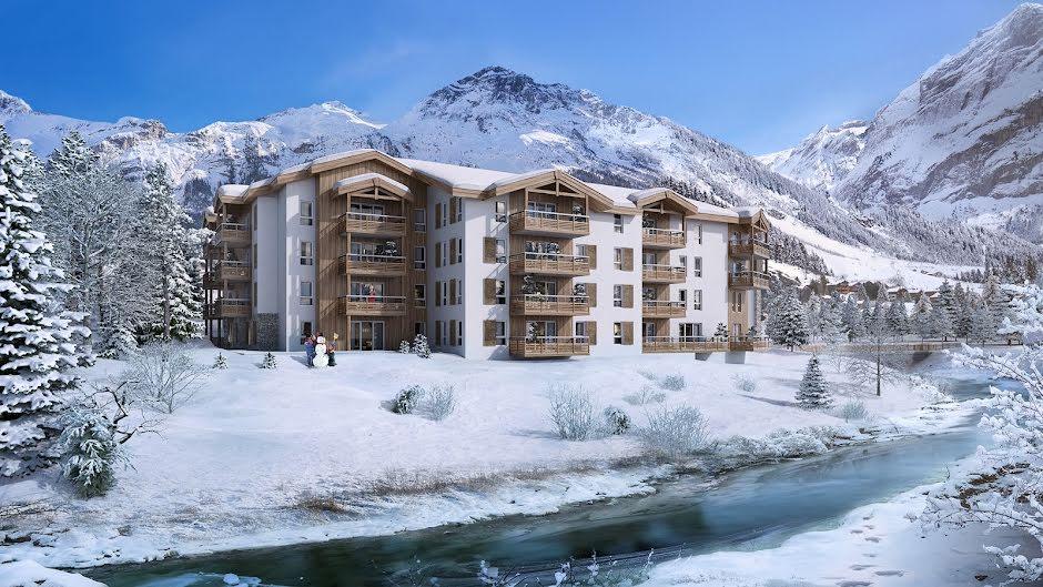 Vente appartement 4 pièces 84.89 m² à Pralognan-la-Vanoise (73710), 515 000 €
