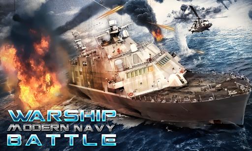 戰艦:現代海軍戰鬥