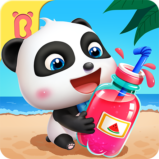 Baby Panda's Juice Shop Icon