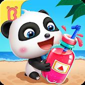 Baby Panda's Summer: Juice Shop APK download