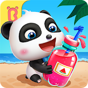 Baby Panda's Juice Shop