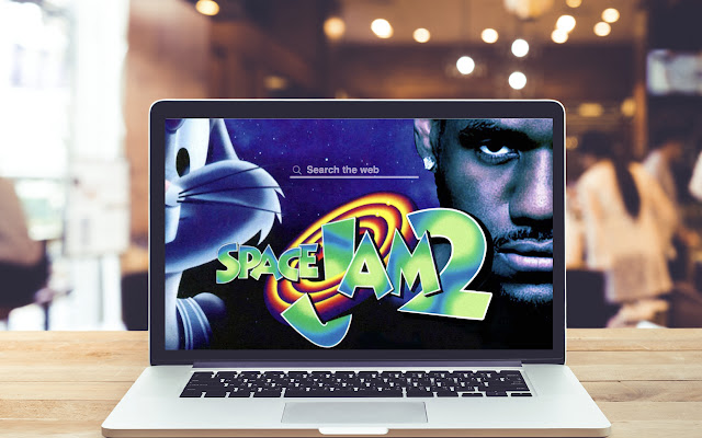 Space Jam A New Legacy Wallpaper Movie Theme