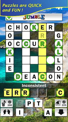 Giant Jumble Crosswords apkdebit screenshots 2
