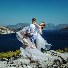 Wedding photographer Yuliya Golubcova (Golubtsova). Photo of 01.11.2017