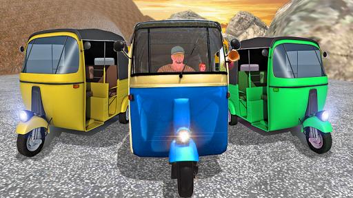 Download Tuk Tuk Mountain Driver - 3D Rickshaw Free Google Play