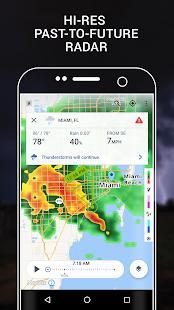 Storm Radar-Hurricane Tracker-Severe Weather Alert - náhled