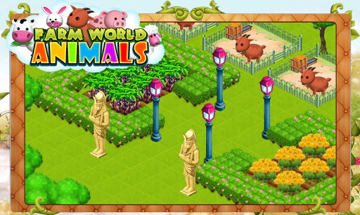 Farm World Animals 3.0 screenshots 1