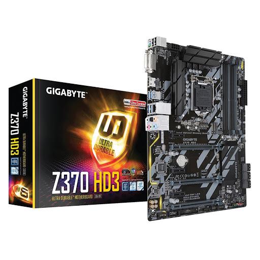 Bo mạch chính/ Mainboard Gigabyte Z370-HD3