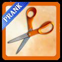 Scissor (Hair cutting prank) icon