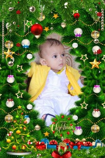 Christmas Tree Photo Frames