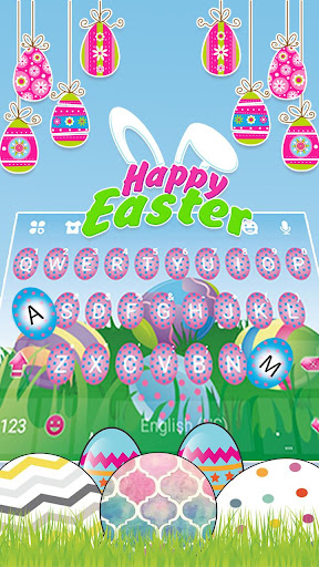 Easter Eggs Keyboard Theme ss2