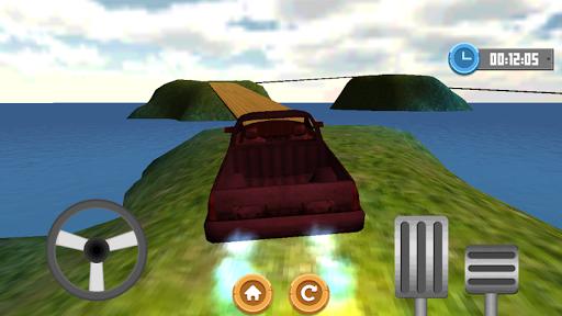 ヒルドライブ速度3Dを登る