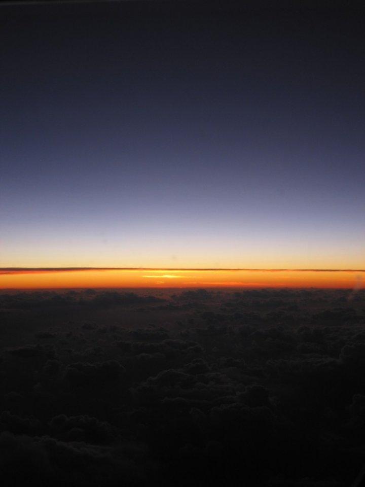 Fantastici colori dell'orizzonte! di Saverio76