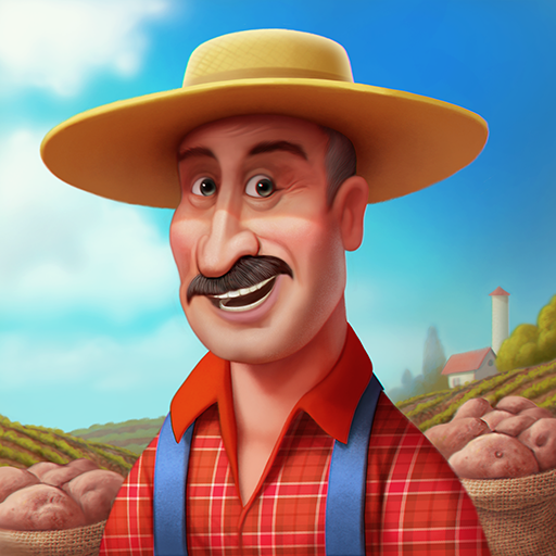 Farm Tycoon - life idle simulator clicker strategy APK Cracked Download