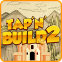 Tap 'n' Build 2 - Free Clicker Defense Game icon