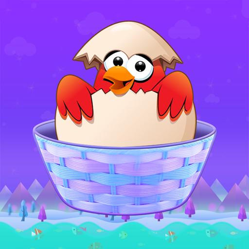 Easter Egg Toss Challenge (game)