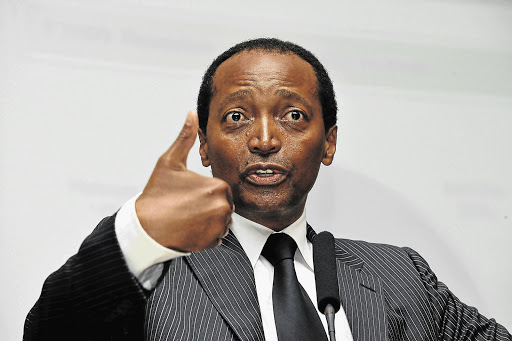 Patrice Motsepe. File photo.
