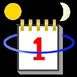 Geek Calendar Tool Icon
