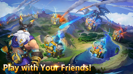 Castle Clash APK screenshot thumbnail 9