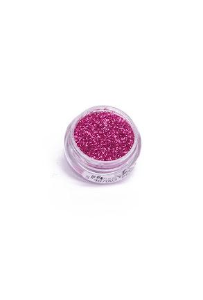 Kroppsglitter, rosa 5 ml