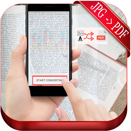 PDF Document Scanner-Camera to PDF - Image to PDF