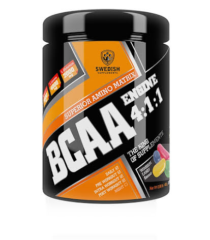 BCAA Engine 4.1.1