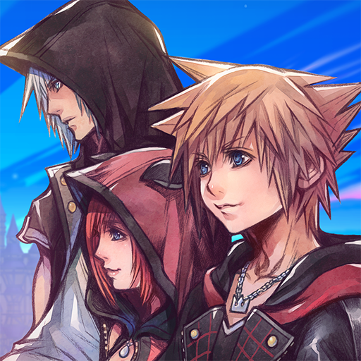 KINGDOM HEARTS Union χ[Cross] APK Cracked Download