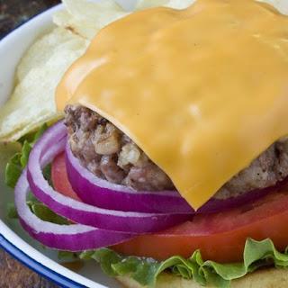 Beef-Bacon Burger Blend