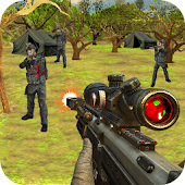 Forest Commando Shooting